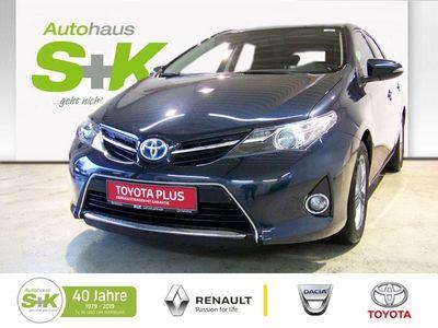 used Toyota Auris Hybrid 5-Türer Edition Skyview-Panoramad.