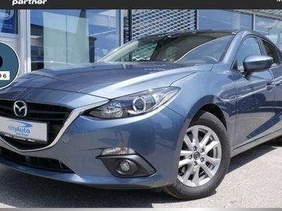 gebraucht Mazda 3 2.0 SKYACTIV-G 120 BM Center-Line Euro 6 Klima
