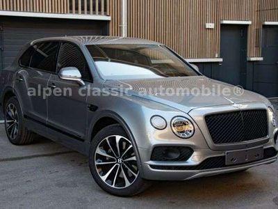 gebraucht Bentley Bentayga STANDHEIZUNG MASSAGE 7SITZER PANORMADACH HEAD-UP