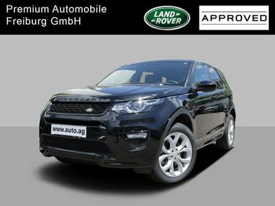 gebraucht Land Rover Discovery Sport SD4 HSE 240PS DYNAMIC APPROVED 2