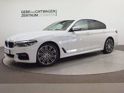 gebraucht BMW 520 d Aut. M Sport+AHK+LED+Navi+HiFi+LM19+