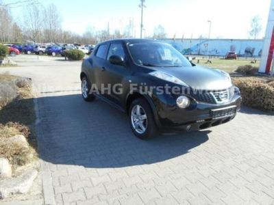 gebraucht Nissan Juke 1.6 DIG-T Pure Black Sonderedition 190PS