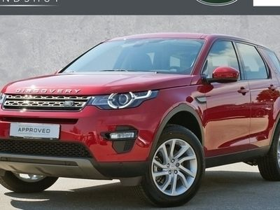 gebraucht Land Rover Discovery Sport 2.0l Si4 SE SKYVIEW,Business-Premi