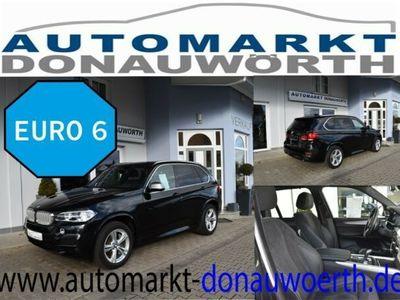 gebraucht BMW X5 M50 d Sport-Aut. Head up B&O Keyless Alcantara