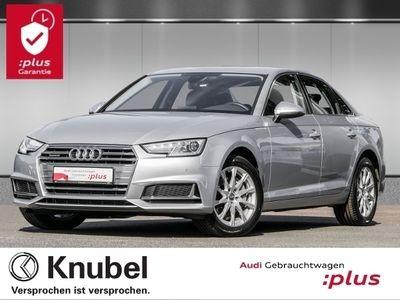 gebraucht Audi A4 Limousine 40 TDI qu. Sport/Xen/DAB/Navi/2xAPS