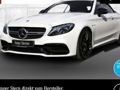 gebraucht Mercedes C63 AMG AMG Cab. Driversp Perf-Sitze Perf-Abgas HUD