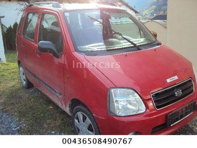 brugt Suzuki Wagon R+ 1.3 Classic 4 WD,Allrad
