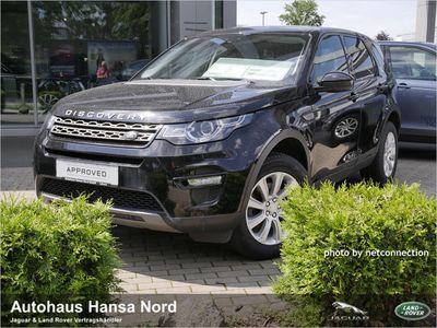 gebraucht Land Rover Discovery Sport TD4 S KAMERA PDC KLIMA EURO6