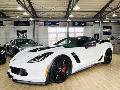 gebraucht Corvette Z06 TARGA 6.2*D.AUTO*HEAD UP*ASG SOUND*NAVI*VOLL