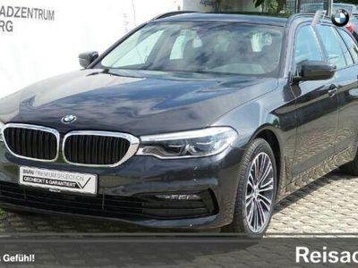 gebraucht BMW 520 d A xDrive Tou Sport,Navi,LED Scheinwerfer,AH