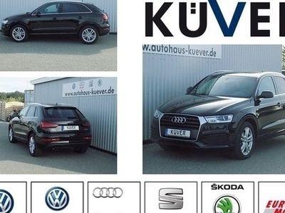 gebraucht Audi Q3 1,4 TFSI S-Tronic S-Line Navi Tempomat Xenon