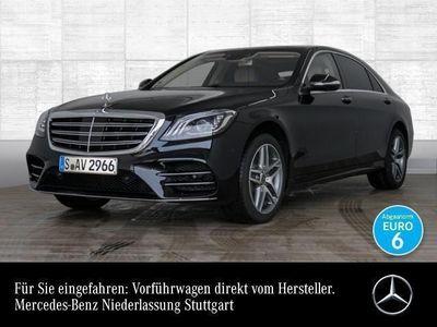 gebraucht Mercedes S400 d L 4M AMG Fahrass. Entertainment Pano Standh.