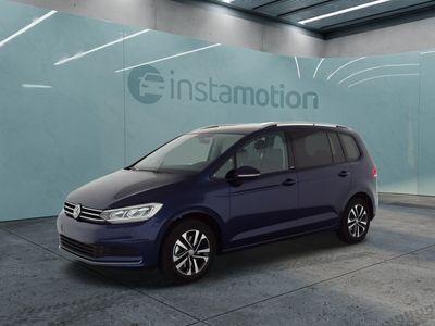 gebraucht VW Touran Touran2.0 TDI UNITED | NAVI | LED | ACC |