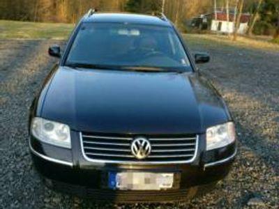 gebraucht VW Passat Variant 2.5 TDI V6 4Motion TÜV SITZH TEMP Allrad