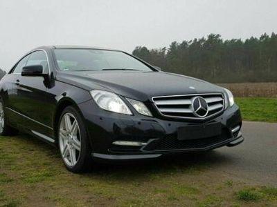 gebraucht Mercedes E500 Mercedes BenzCoupé 4.7 V8 Biturbo AM...