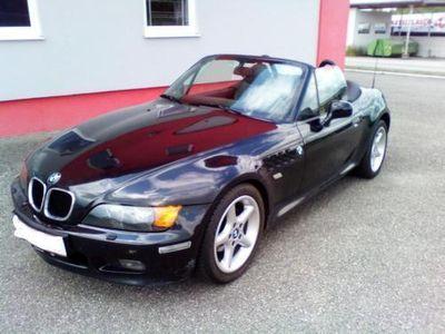 gebraucht BMW 2002 Z3 Roadster Facelift Sportsitze