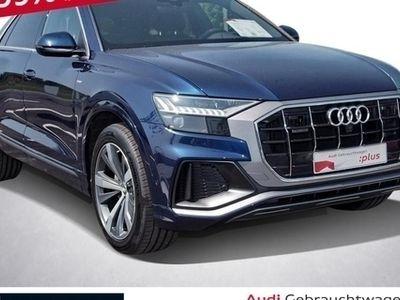 gebraucht Audi Q8 S-line 50 TDI quattro tiptronic ACC+AHK+HD-Ma