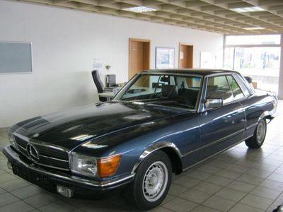gebraucht Mercedes 380 SLC nur 89tkm unfallfrei