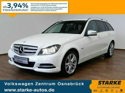 gebraucht Mercedes C180 T CGI Avantgarde BlueEfficiency