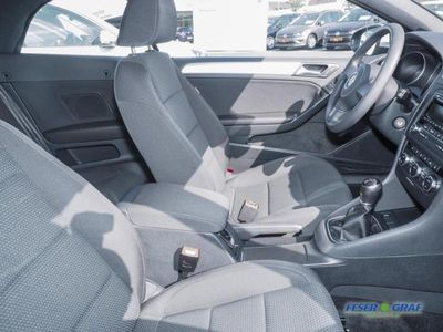 gebraucht VW Golf Cabriolet 1.6 TDI (DPF)