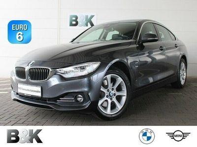 gebraucht BMW 430 Gran Coupé d xDr. Luxury LED NaviProf. HiFi