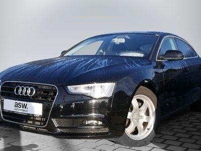 gebraucht Audi A5 Sportback 2.0 TDI multitronic SideAss ACC AHK
