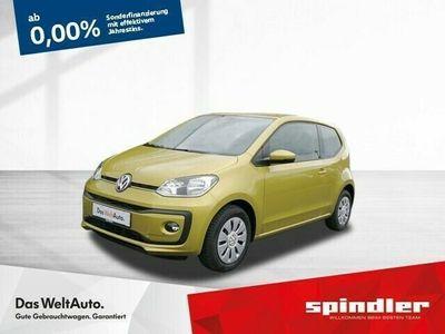 gebraucht VW up! up! 1.0 BMT - move- Bluetooth, Sitzheizung, PDC