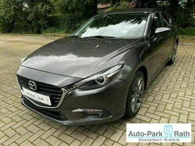 gebraucht Mazda 3 SKYACTIV-G 120 Kizoku SCHALTER + KAMERA + PDC + NA