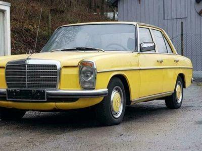 gebraucht Mercedes W114 Mercedes Benz/ W115 mit H-kennz. Die...