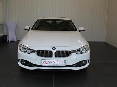 gebraucht BMW 435 i Luxury Line 306 PS AT8 Euro 6