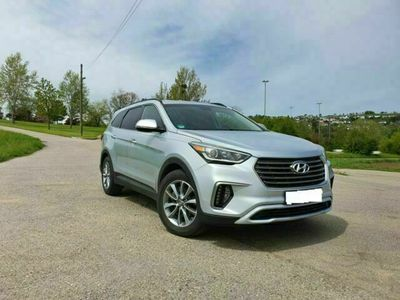 gebraucht Hyundai Grand Santa Fe 3.3l GDI Benzin V6