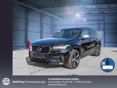 gebraucht Volvo XC90 D5 AWD RDesign Luftfahrwerk LED SD
