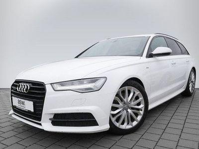 gebraucht Audi A6 Avant 3.0TDI quattro S tronic S line Navi Kam