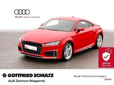 gebraucht Audi TT Coupe 2.0TFSI LEDER VIRTUAL DAB LED NAV SHZ PDC S