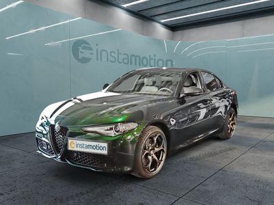gebraucht Alfa Romeo Giulia GiuliaVeloce Q4 3D-NAVI ASST-PAKET 2 SITZHZG BT