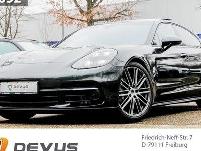 gebraucht Porsche Panamera 4S Diesel 4.0-Liter-V8-Biturbo Sport-Chrono