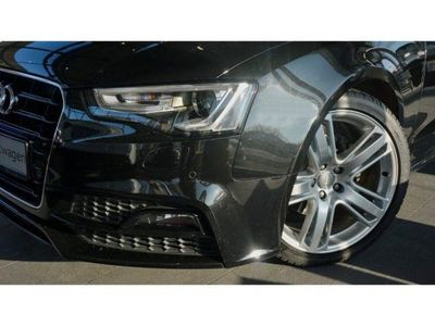 gebraucht Audi A5 Cabriolet 2.0 TDI S-line S-Sportsitze Leder X