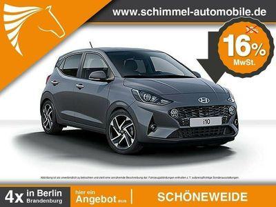 gebraucht Hyundai i10 New 1.2. Benzin A/T Trend Klima
