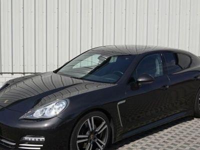 gebraucht Porsche Panamera Diesel Platinum Edition Leder Xenon PSM
