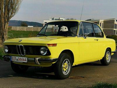 gebraucht BMW 1502 H-Zulassung, Frisch restauriert (2+) als Limousine in Morbach