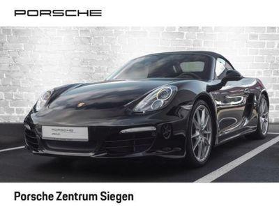 gebraucht Porsche Boxster Saugmotor