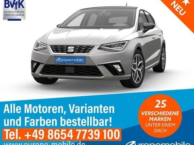gebraucht Seat Ibiza Xcellence CLIMATRONIC (D5) 1.5 TSI EVO DSG 150