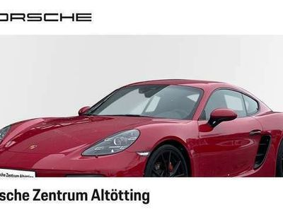 gebraucht Porsche Cayman (718) GTS | PASM Sportfahrwerk – 20 mm |