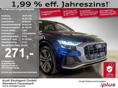 gebraucht Audi Q8 50 TDI quattro tiptronic S line