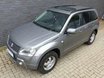 gebraucht Suzuki Grand Vitara 4x4 Leder/Navi/AHK/Glasdach/Xenon