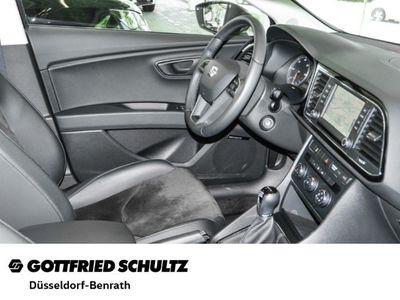 gebraucht Seat Leon ST ST Style 1.6 TDI 4Drive 81kW Style, Allrad,