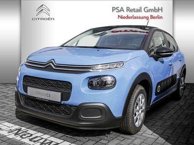 gebraucht Citroën C3 PureTech 83 Feel FSE USB KLIMA PDC SHZ