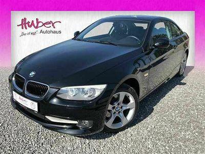 gebraucht BMW 320 Baureihe 320d Coupe 2.0 xDrive 184PS AT(*XENON*) d xDrive