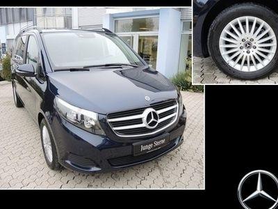 gebraucht Mercedes V220 d Edition kompakt Navi R-Kamera EASY-PACK