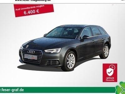 gebraucht Audi A4 Avant Design 2.0TFSI design/LED/AHK/Navi/Tempomat